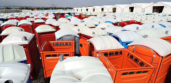 Champion Portable Toilets in Riverside, CA